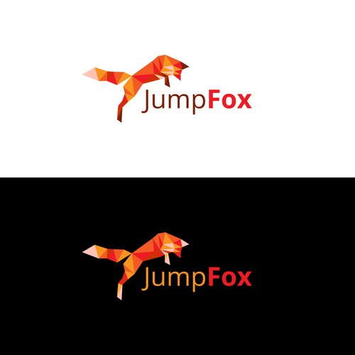 Logo Design for JumpFox