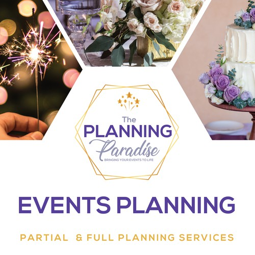 Roll up Banner for Events Planner