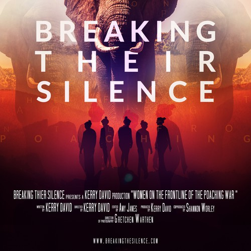 Breaking Their Silence - Movie Poster (Won)