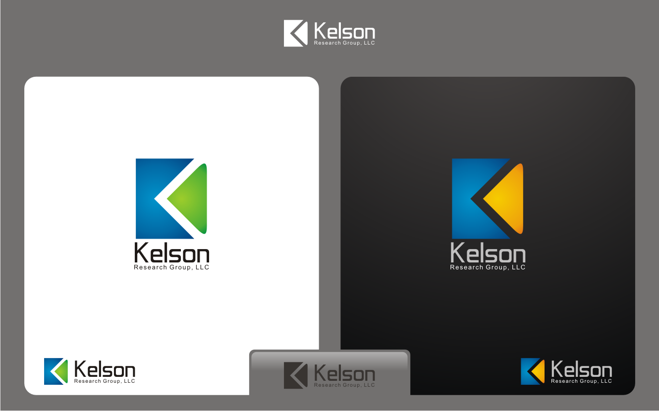 New logo wanted for Kelson Research Group, LLC