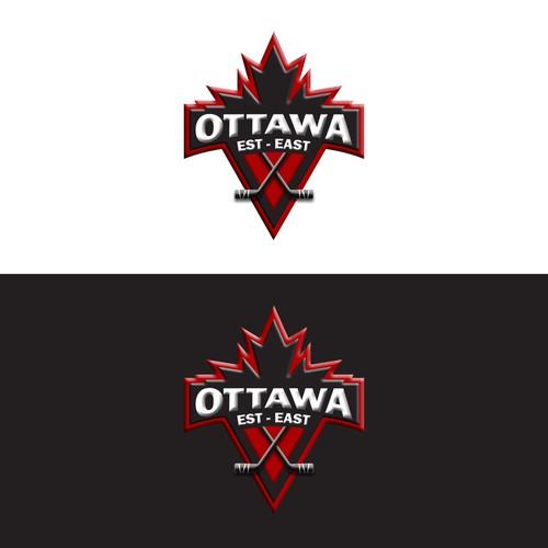 Logo concept for Minor Hockey League