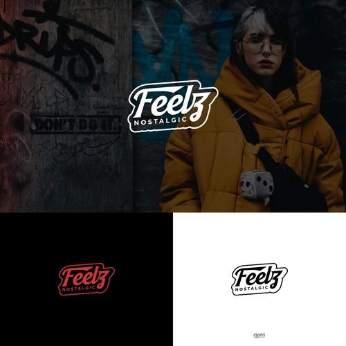 Feelz Nostalgic Logo