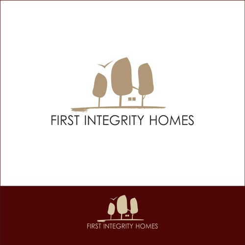 Logo First integrity homes
