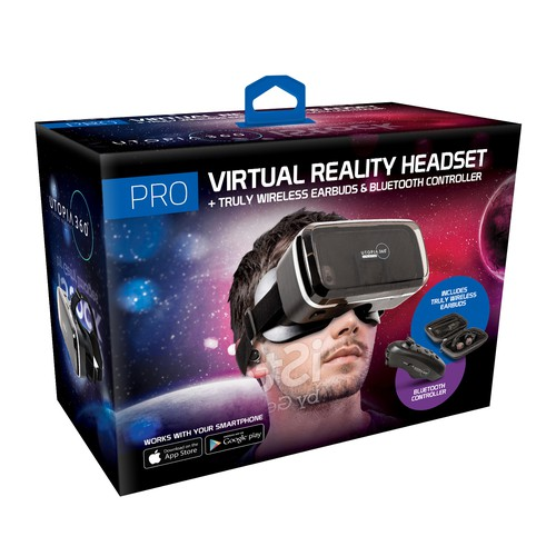 vr packaging