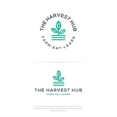The Harvest Hub Logo