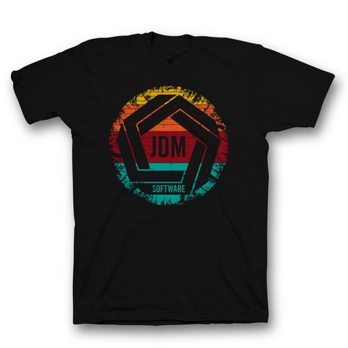 JDM Software t shirt
