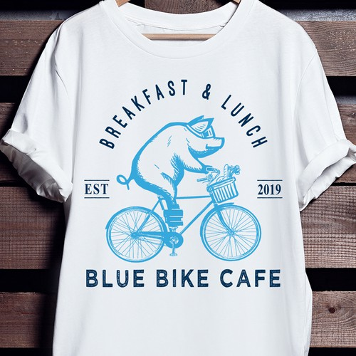 BLUE BIKE CAFE