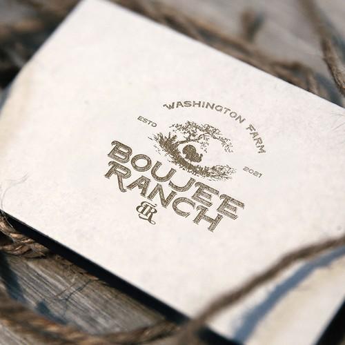 Boujee Ranch logo