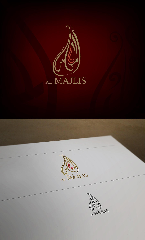 Help Al Majlis (English & Arabic) with a new logo and business card