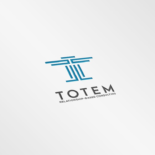 Logo for management consulting firm.