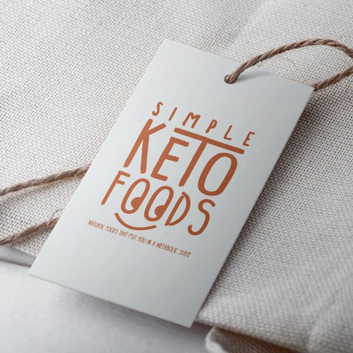 Simple KETO Foods Logo