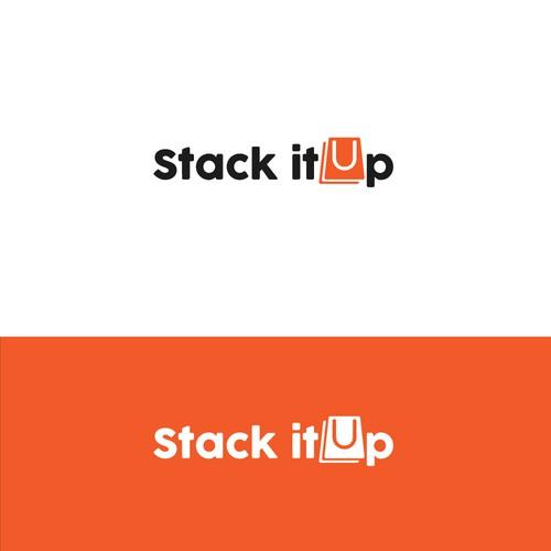 Simple Online Shopping Logo
