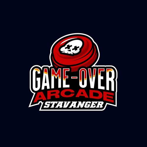 Modern Arcade Logo