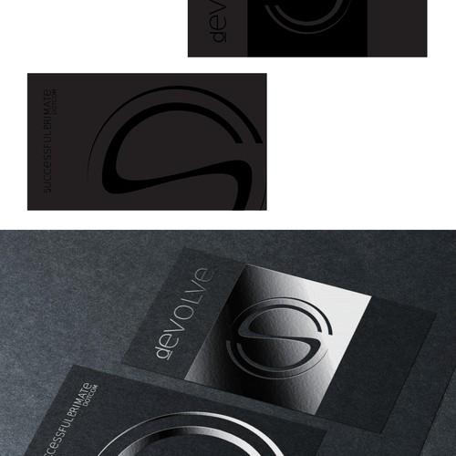 Devolve business card