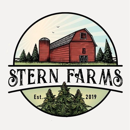 Logo for Stern Farms