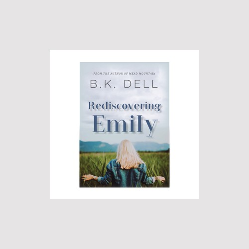 Rediscovering Emily Boook Cover Design