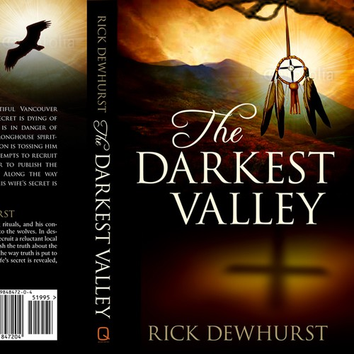 Help Rick at Quotidian Books with a new book cover