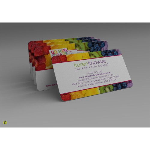 Create the next stationery for Karen Knowler
