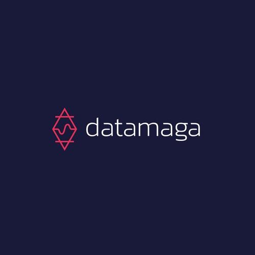 Datamaga Logo