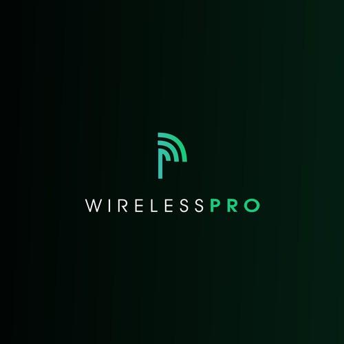 Logo Concept For Wireless Company