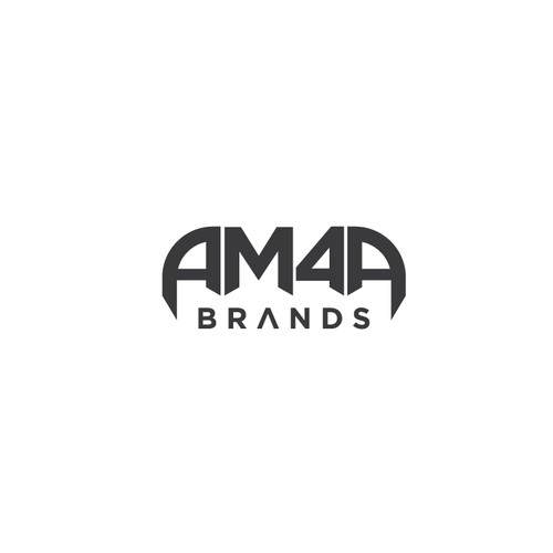 Am4a Brands Logo Concept