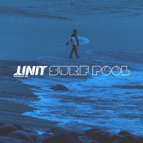UNIT Surf Pool logo