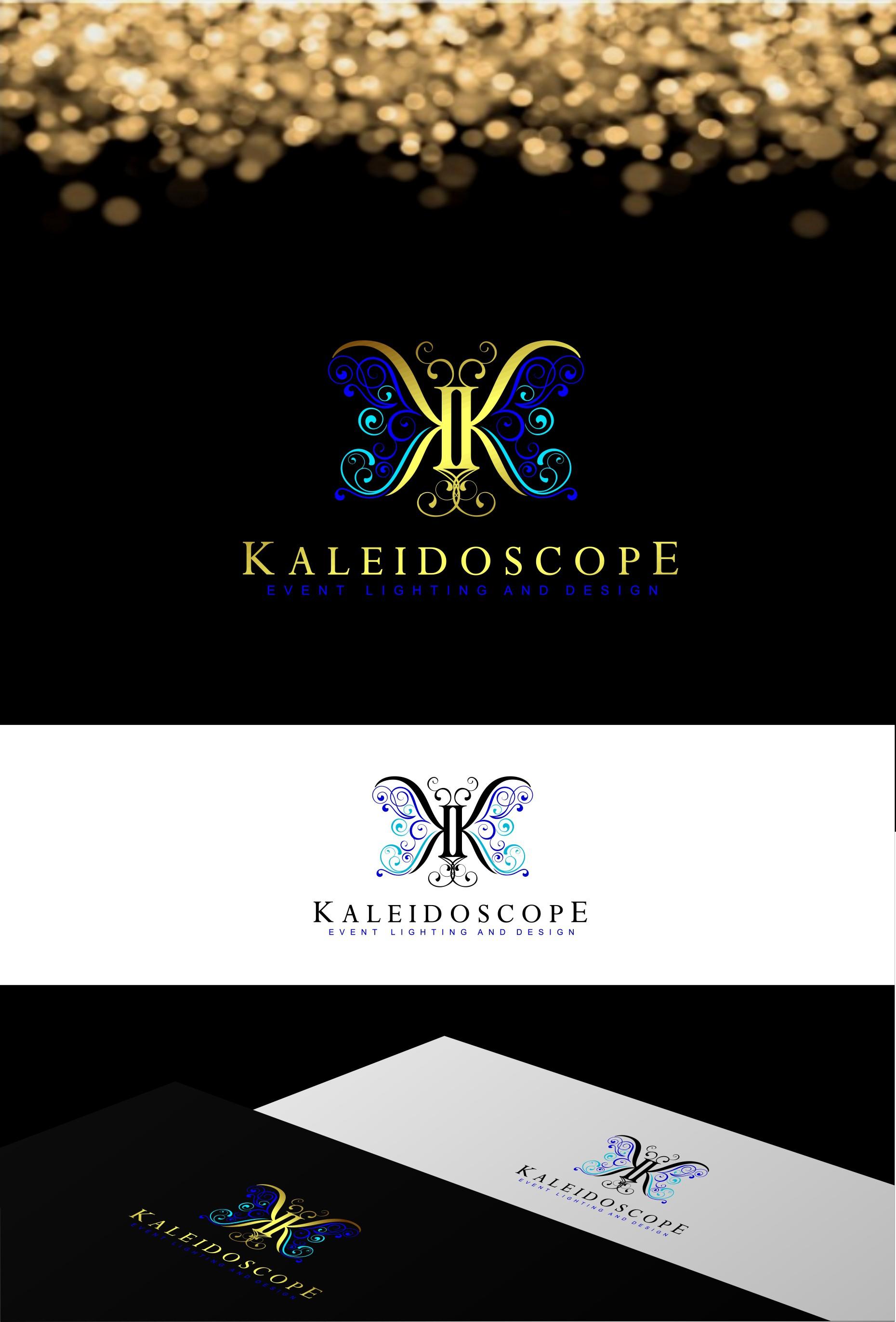 Create a classic, luxurious Logo for Kaleidoscope