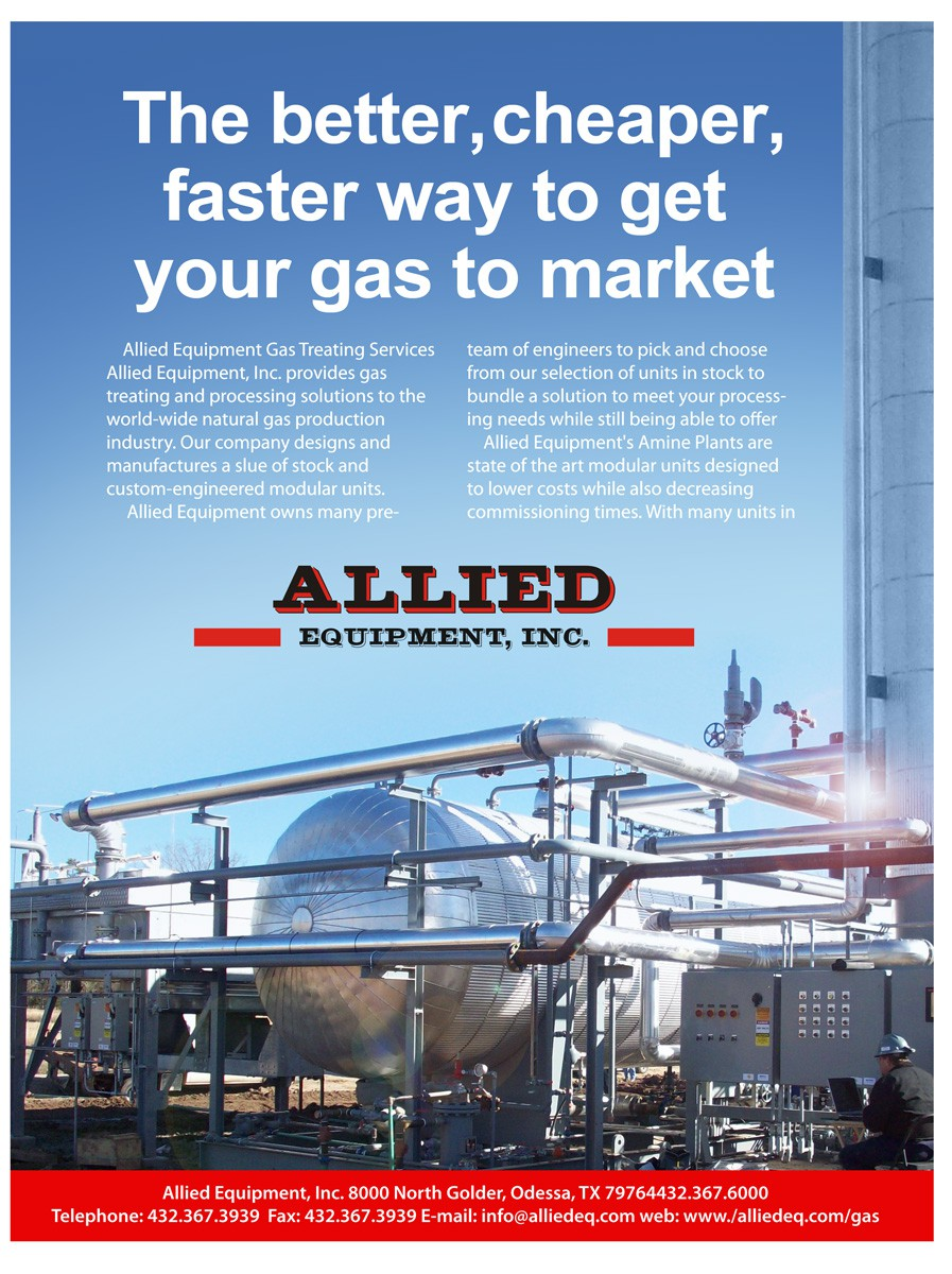 New design wanted for Allied Equipment, Inc.