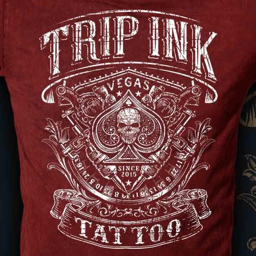 TRIP INK TATTOO shirt