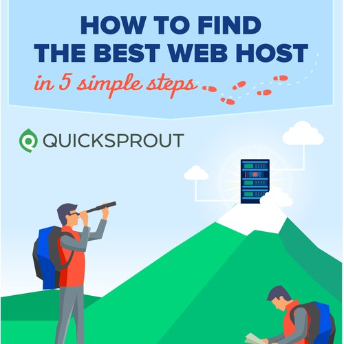 How to find the best web host