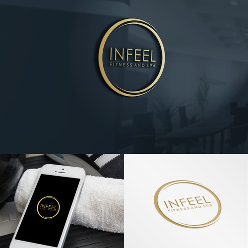 INFEEL Logo Design