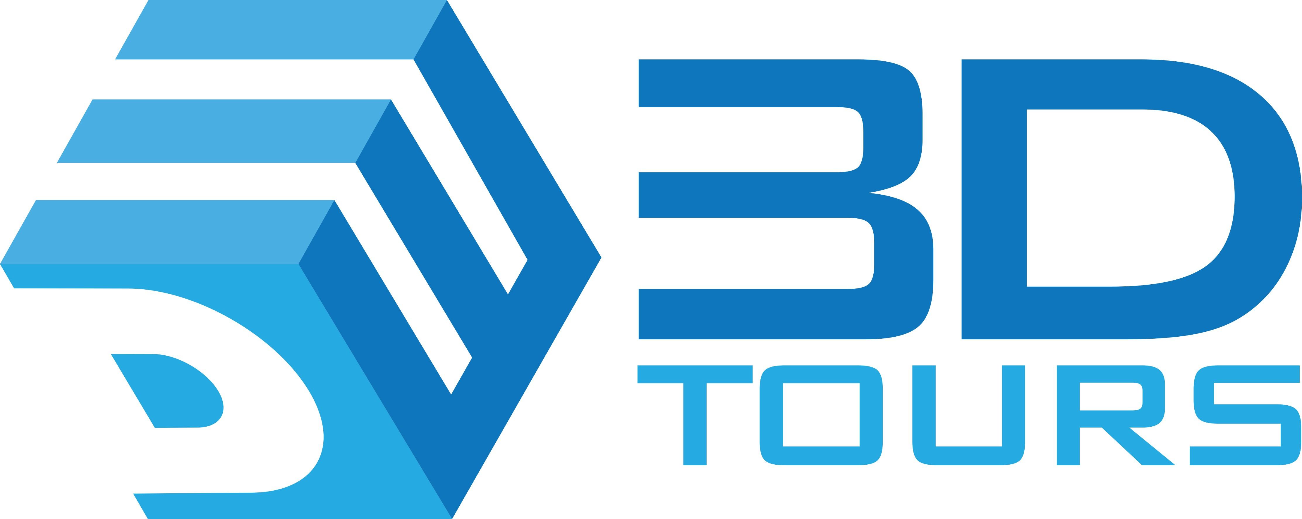 Powerful Logo Design For 3D Tours
