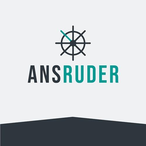 "Logodesign ""Ans Ruder"""
