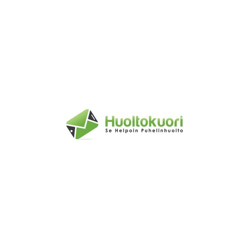Help Huoltokuori with a new logo