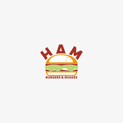 logo for Burger food and drink