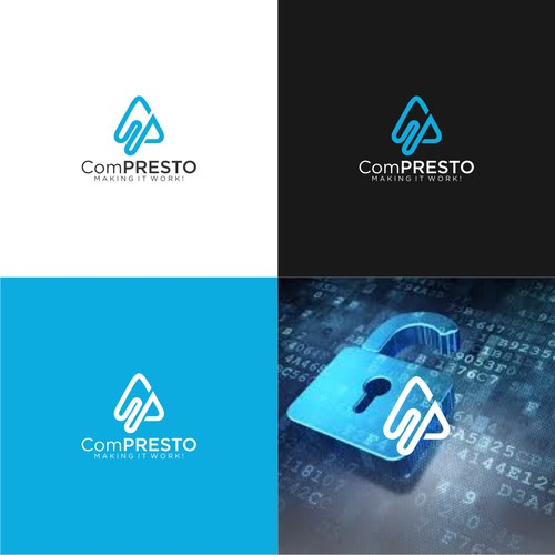 Create logo for IT service/ cyber security firm