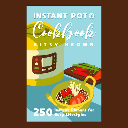 Instant Pot Book Cover
