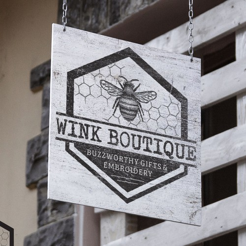 Logo for Wink Boutique
