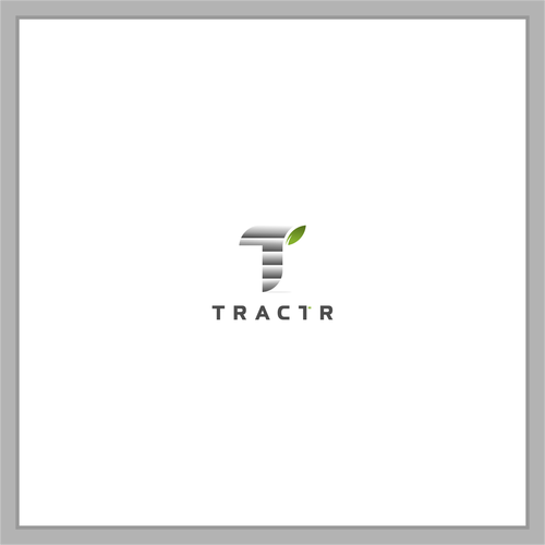 logo concept for TRACTR