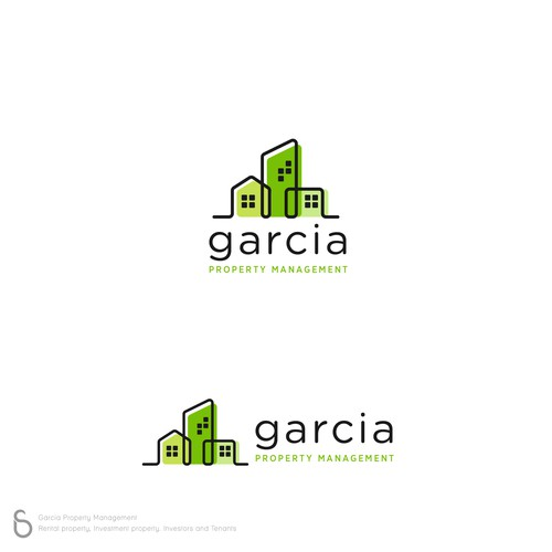 Garcia Property Management Logo