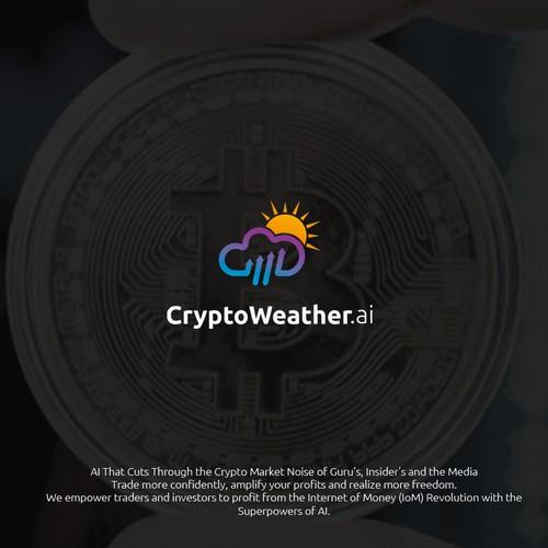 CryptoWeather Logo