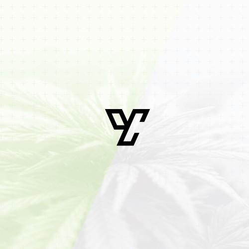 Modern & bold monogram