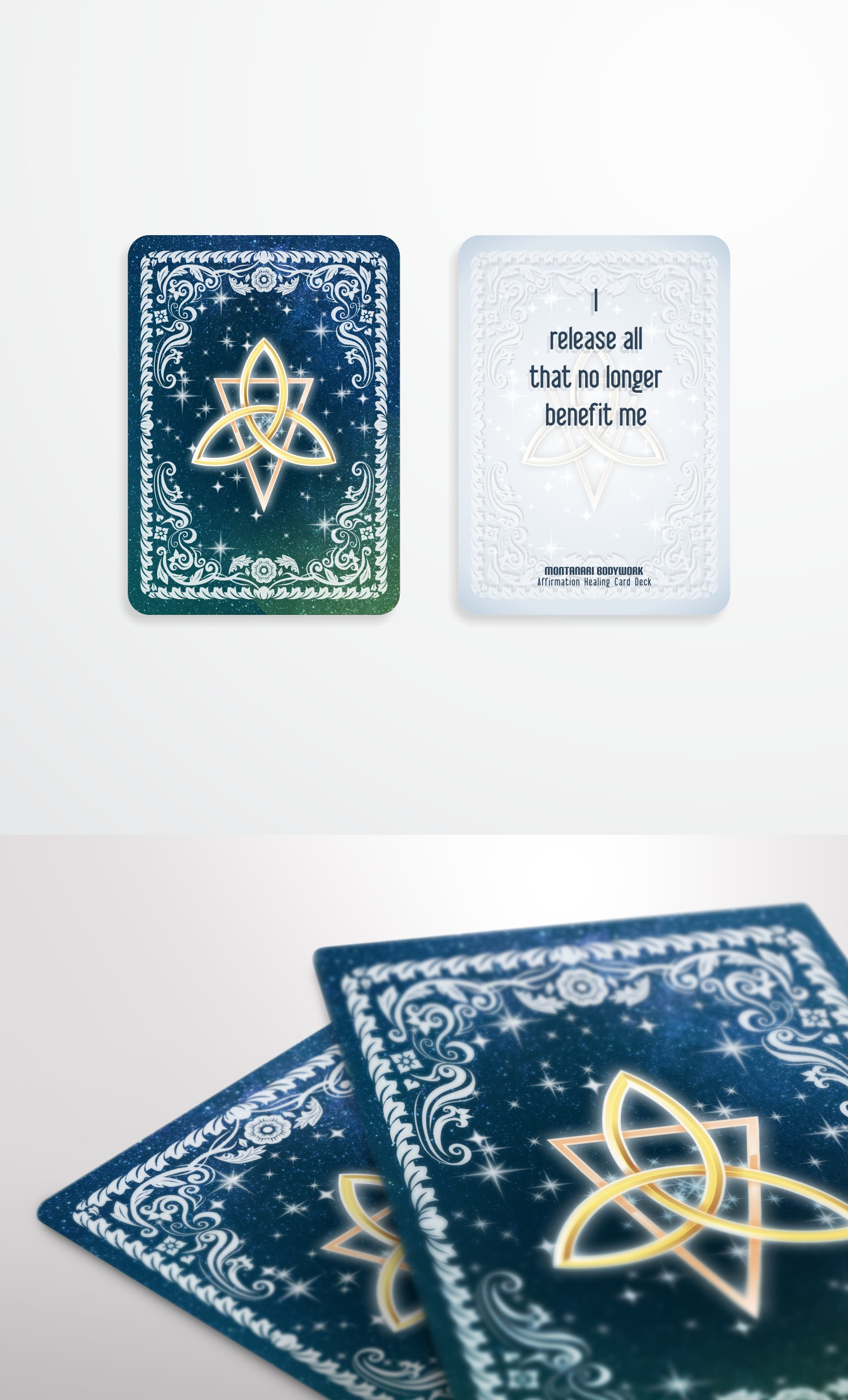 Create a meaningful, awesome, magic design for a card deck!
