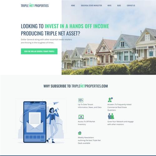 Triple Net Properties