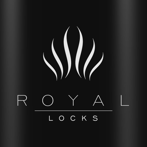 Logo for hair products