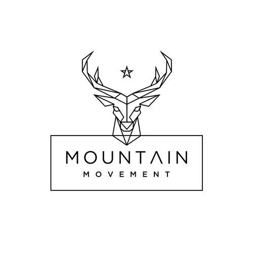 modern outdoor logo