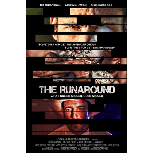 The Runaround movie poster