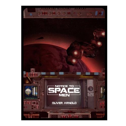 Notice to spacemen, ebook cover