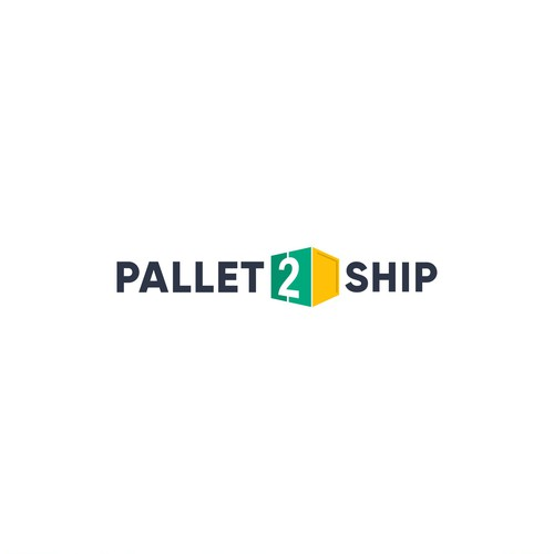 Logo Design for Pallet2Ship
