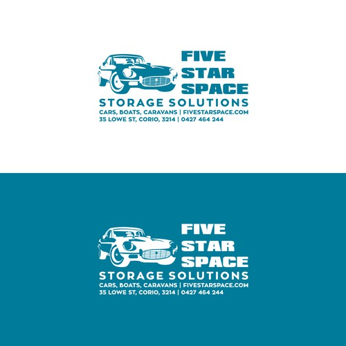 Five Star Space Logo